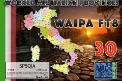 FT8-SP5QIA-WAIPA-30